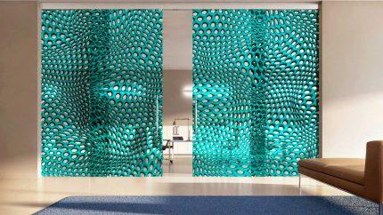 Installazione in cristallo Hybrid Collection disegnata da Mac Stopa per Casali